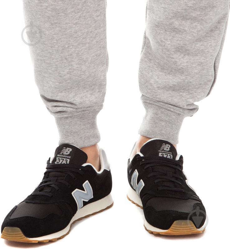 Кроссовки New Balance ML373KBG р.10,5 черный - фото 5