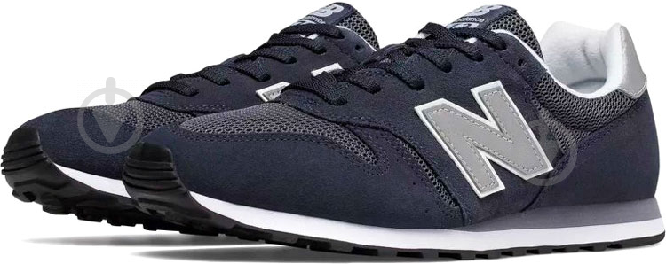 Кроссовки New Balance ML373NAY р.9 синий - фото 1