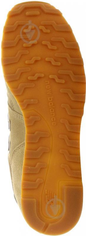 Кроссовки New Balance ML373OTO р.10 светло-коричневый - фото 8