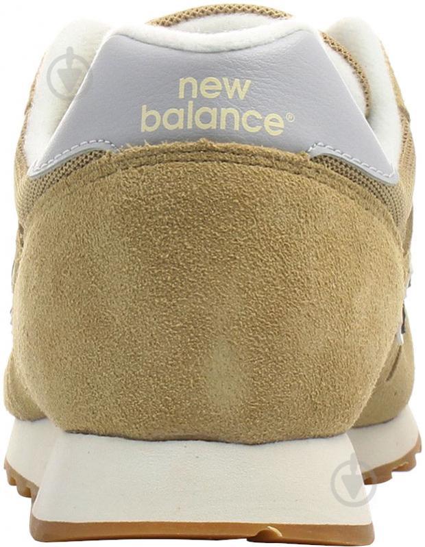 Кроссовки New Balance ML373OTO р.10 светло-коричневый - фото 6