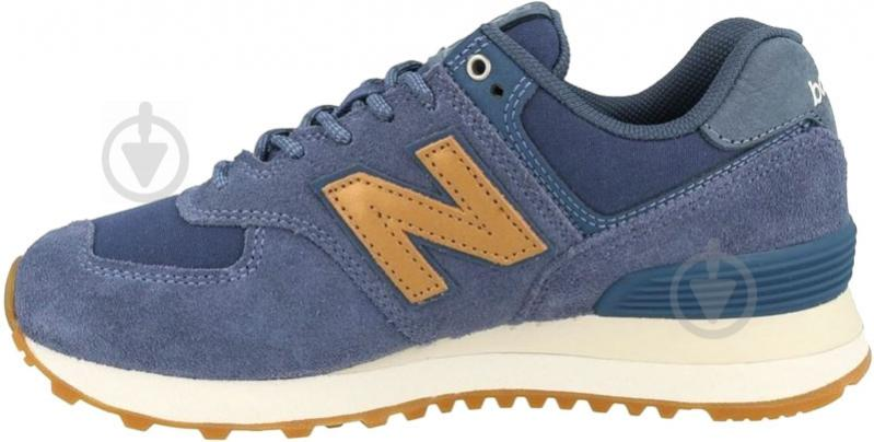 Кроссовки New Balance 574 NOP WL574CLI р.8 синий - фото 2