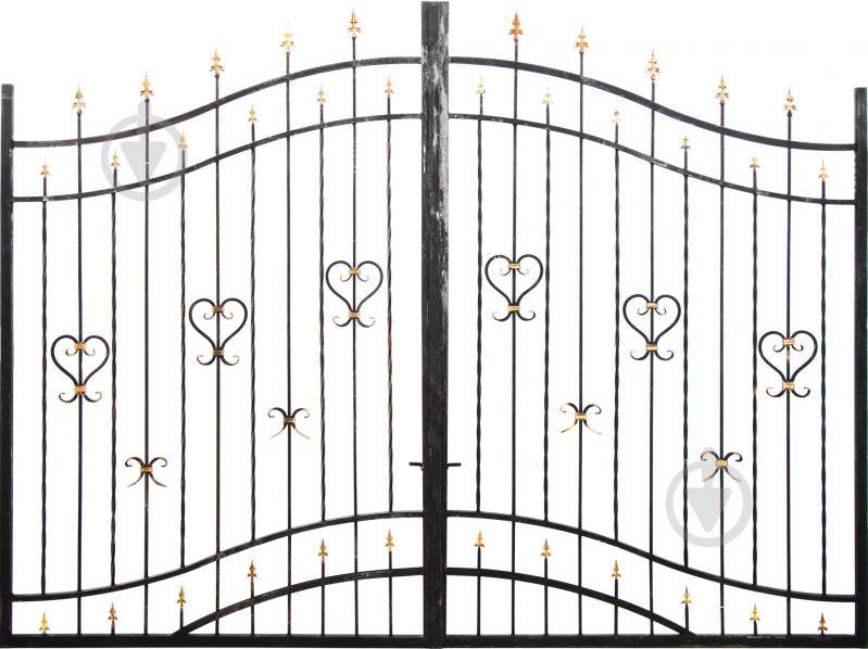 Ворота  Престиж 1 2300х3100 мм - фото 1