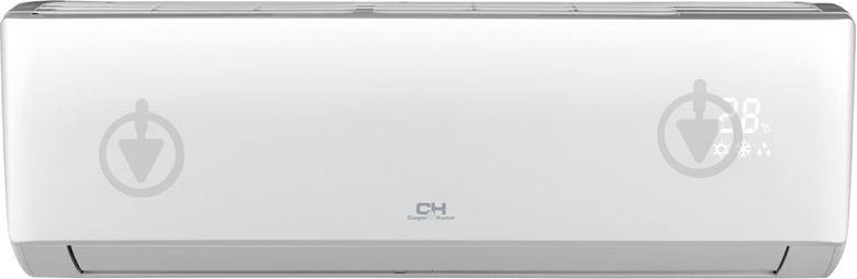 Кондиционер Cooper&Hunter CH-S12FTXLA Arctic Inverter (Wi-Fi) - фото 1