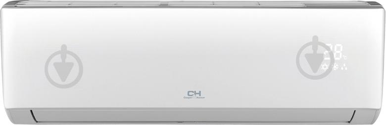 Кондиціонер Cooper&Hunter CH-S24FTXLA Arctic Inverter (Wi-Fi) - фото 1