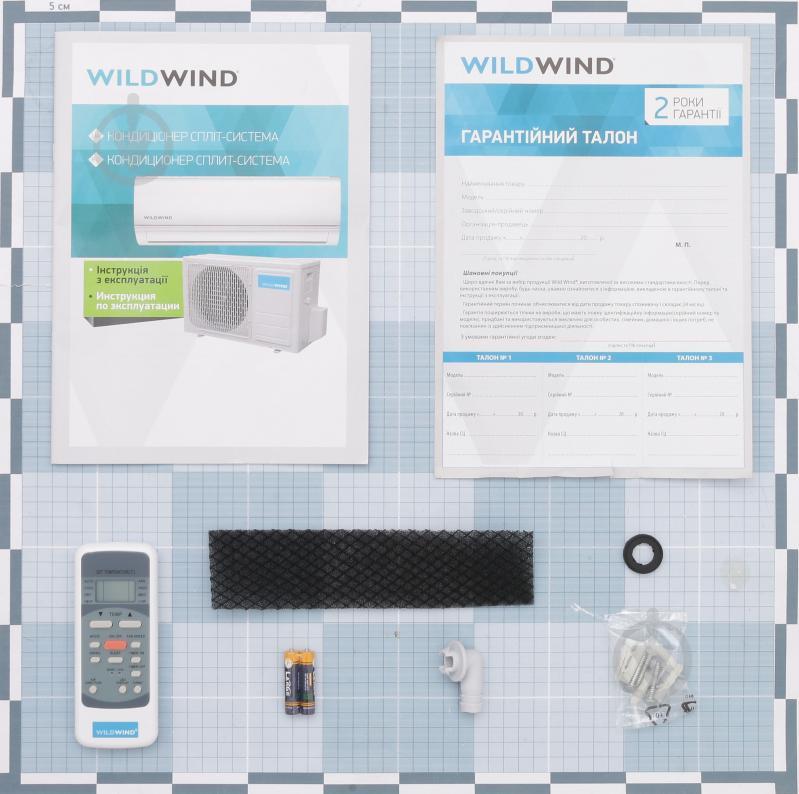 Кондиционер Wild Wind WWM-AC-12H/GL - фото 7