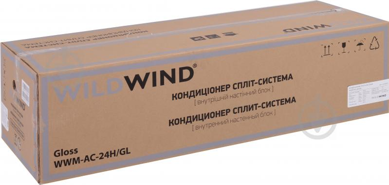 Кондиціонер Wild Wind WWM-AC-24H/GL - фото 8