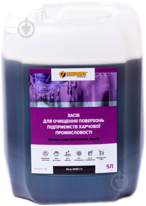 Очищувальний засіб для харчової промисловості DLm-1005 f.1 Maxformer - фото 1