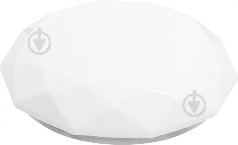 Світильник світлодіодний Eurolamp білий матовий - фото 2