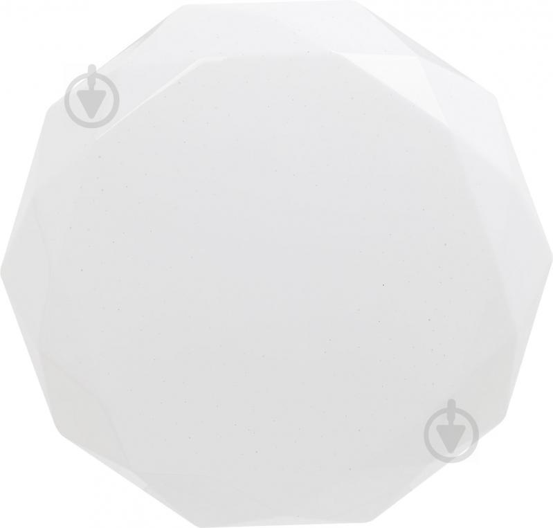 Світильник світлодіодний Eurolamp білий матовий - фото 1