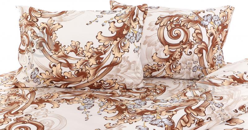 ᐉ Комплект постільної білизни Євро 16M-19 2 4c385d6369084
