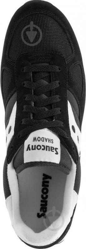 Кроссовки Saucony Shadow Original 1108-518s р.8,5 черный - фото 4
