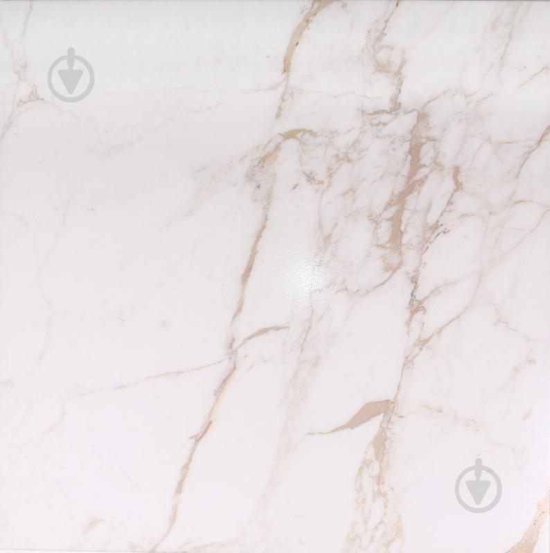 Плитка Golden Tile Terragres Saint Laurent белый 9А0510 60,7x60,7 - фото 1