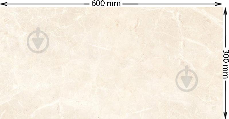 Плитка Golden Tile Калифорния светло-бежевая 58V051 30x60 - фото 5