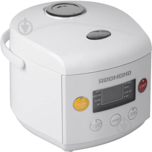 Мультиварка Redmond RMC-02 (White) - фото 1