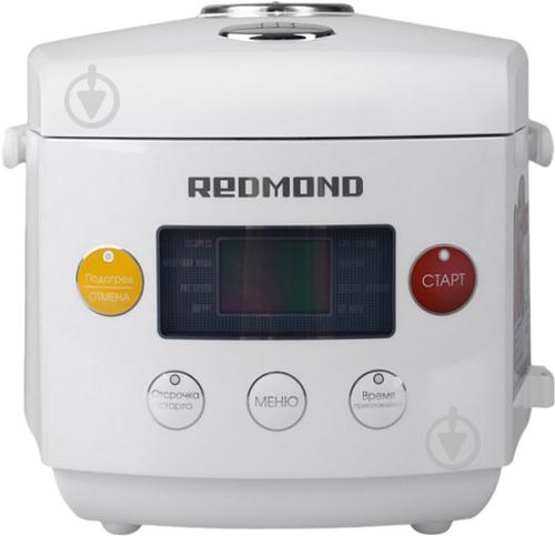 Мультиварка Redmond RMC-02 (White) - фото 3