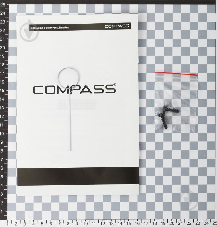 Міні-мийка Compass HPW-160 - фото 10