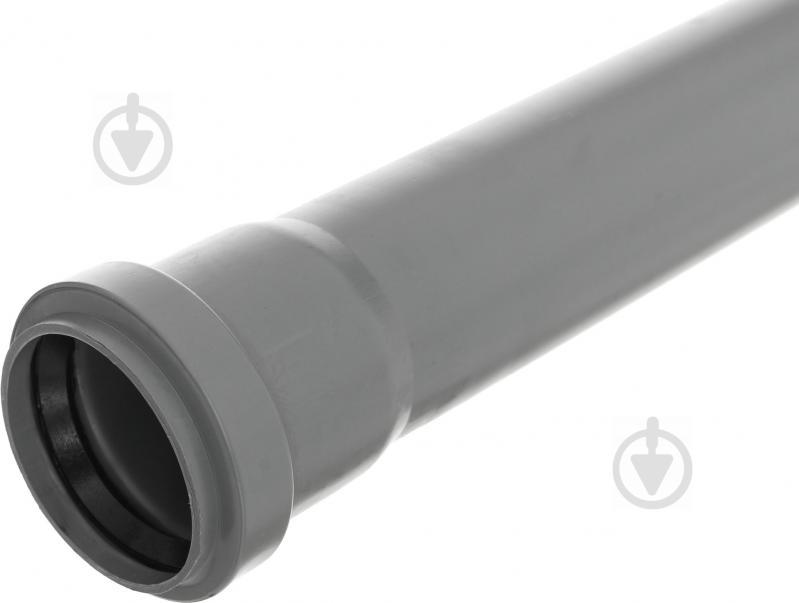Труба каналізаційна ПП Armakan 50х0,5 м - фото 1
