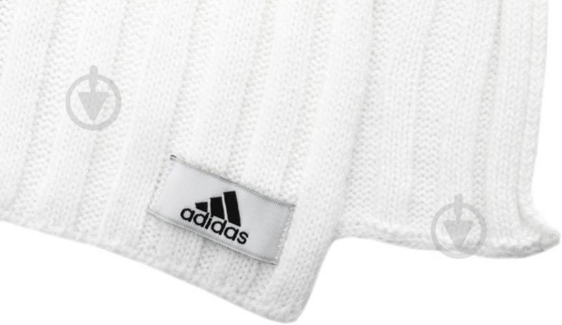 Шарф Adidas AY6624 OSFW білий - фото 6