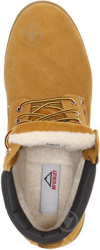Ботинки McKinley Tirano 223850 р. 43 темно-желтый - фото 9