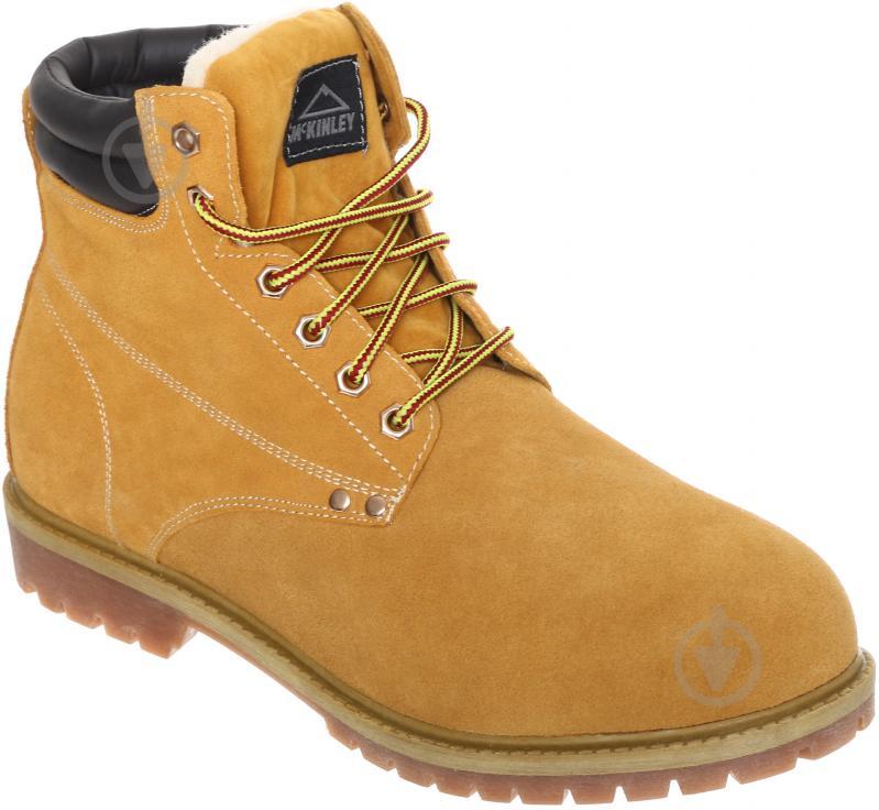 Ботинки McKinley Tirano 223850 р. 43 темно-желтый - фото 3