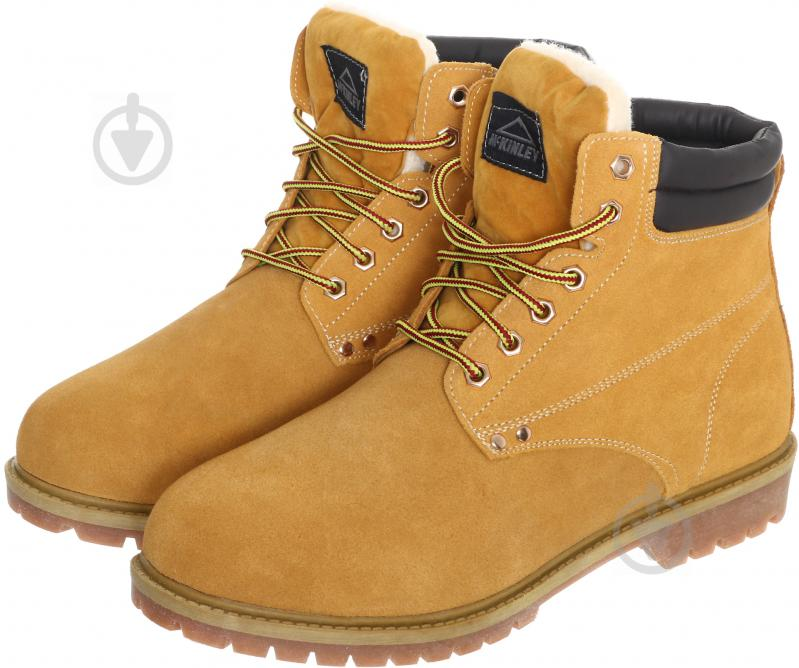Ботинки McKinley Tirano 223850 р. 43 темно-желтый - фото 1