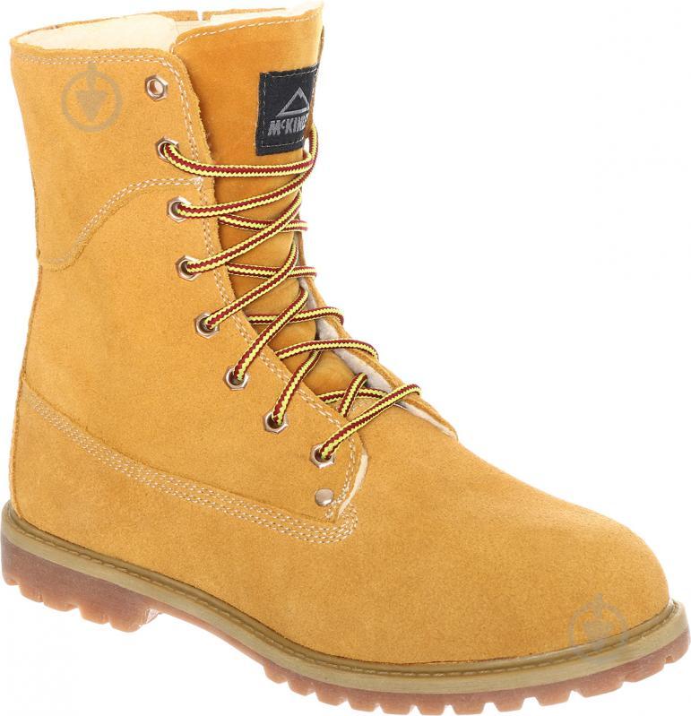 Ботинки McKinley Tessa S W 224016 р. 38 желтый - фото 3