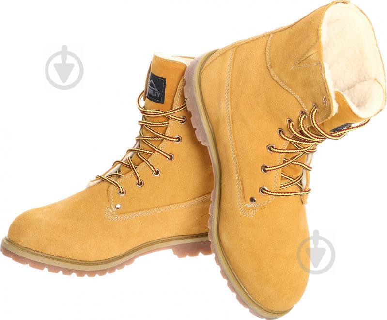 Ботинки McKinley Tessa S W 224016 р. 39 желтый - фото 2