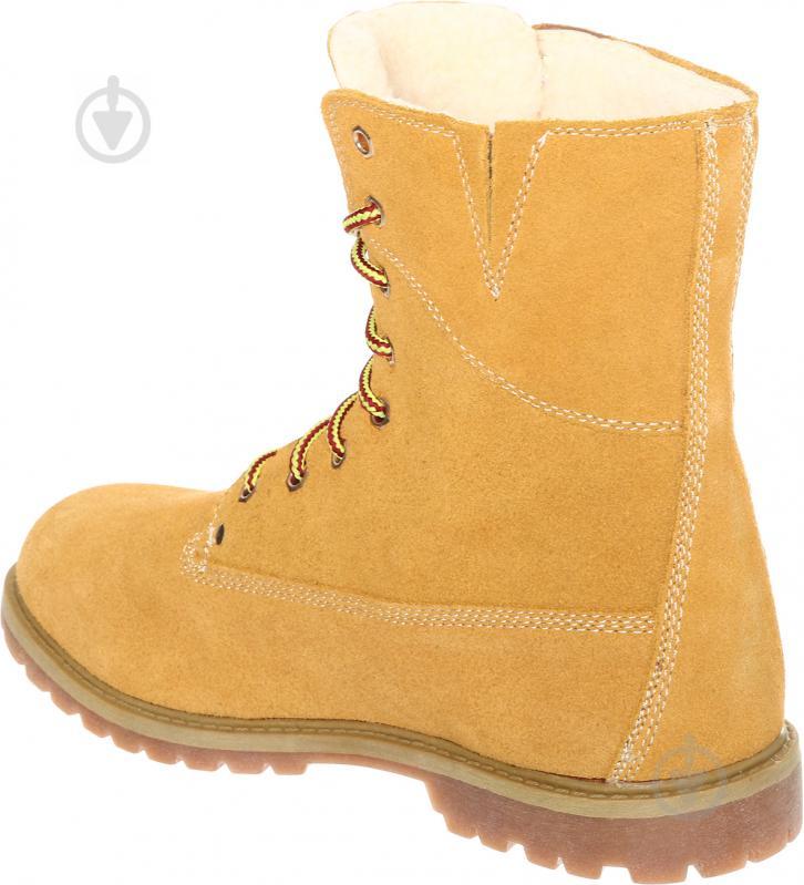Ботинки McKinley Tessa S W 224016 р. 39 желтый - фото 4