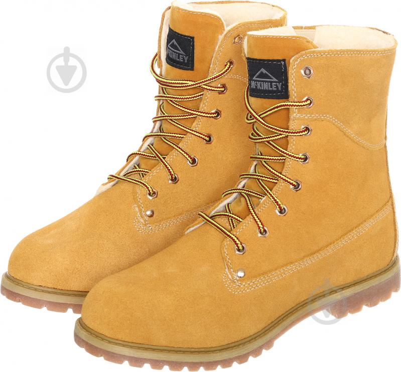 Ботинки McKinley Tessa S W 224016 р. 39 желтый - фото 1