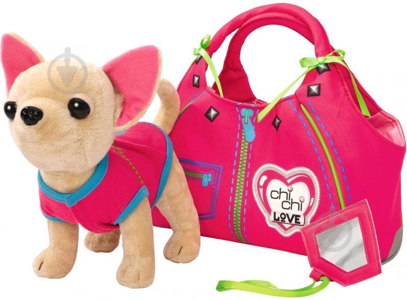 Мягкая игрушка Simba Chi Chi Love Чихуахуа Молния 20 см 5890617 - фото 1