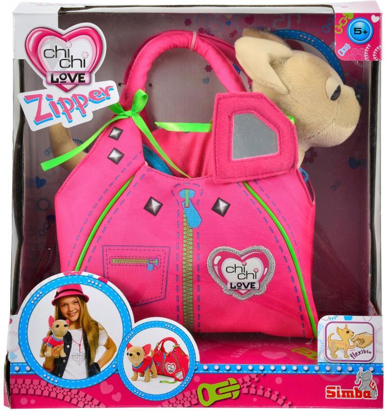 Мягкая игрушка Simba Chi Chi Love Чихуахуа Молния 20 см 5890617 - фото 2
