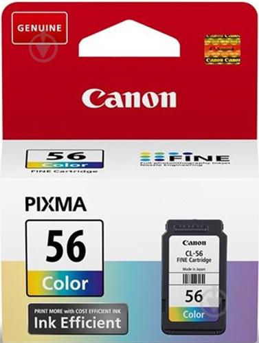 Картридж  CL-56 PIXMA Ink Efficiency Color 9064B001 - фото 1