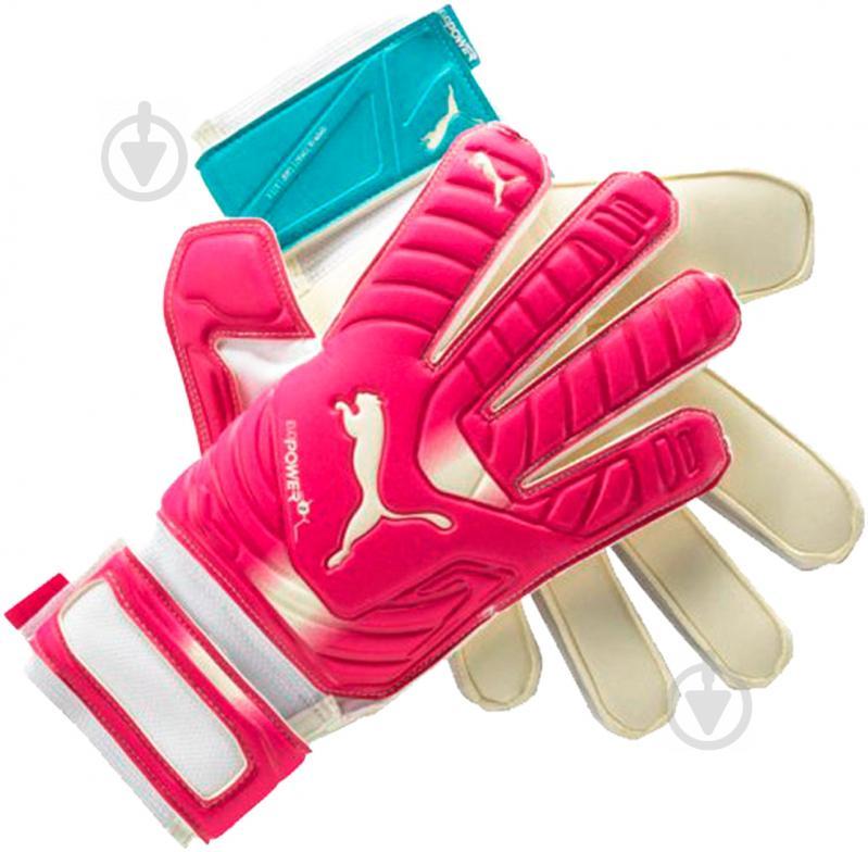 Вратарские перчатки Puma 4099810 р. 7 - фото 1
