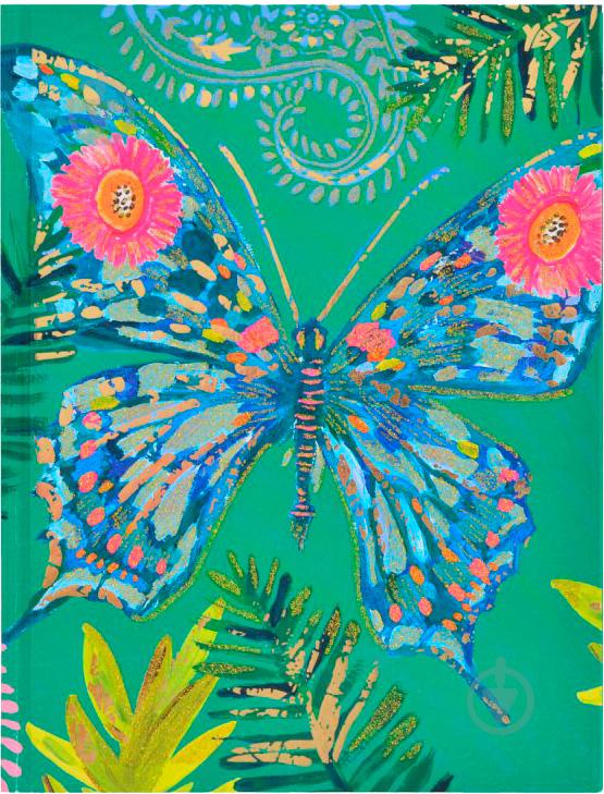 Блокнот Bon Cote. Butterfly А5 YES - фото 1