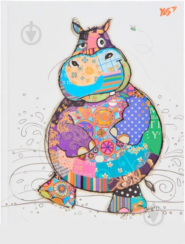 Блокнот White hippo А5 96 YES - фото 1