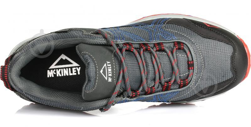 Кроссовки McKinley р.45 серый с красным 232557-90546 - фото 4