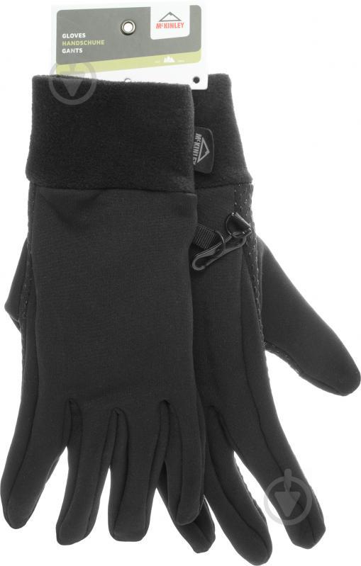 Перчатки McKinley 204236-50 р. L черный - фото 6