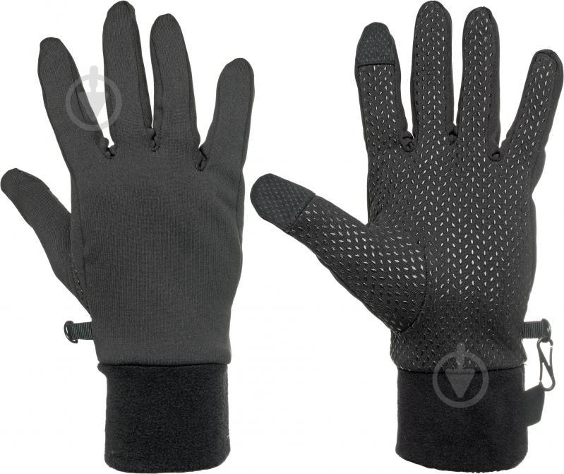 Перчатки McKinley 204236-50 р. L черный - фото 1