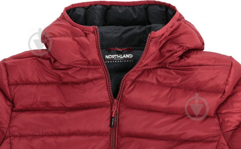 Спортивная куртка Northland 02-08171-2 L красный - фото 6