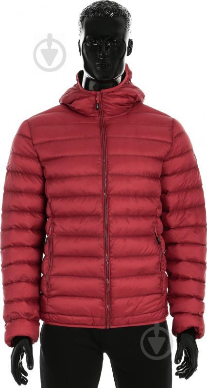 Спортивная куртка Northland 02-08171-2 L красный - фото 1