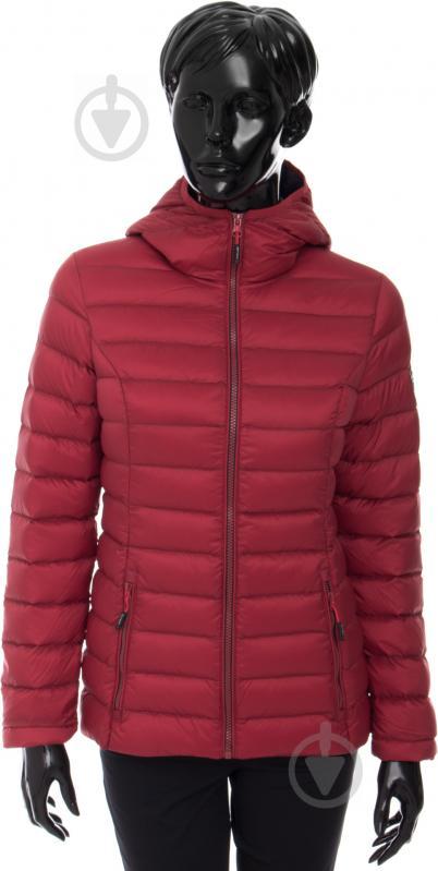 Спортивная куртка Northland р. 34 красный 02-08172 - фото 1