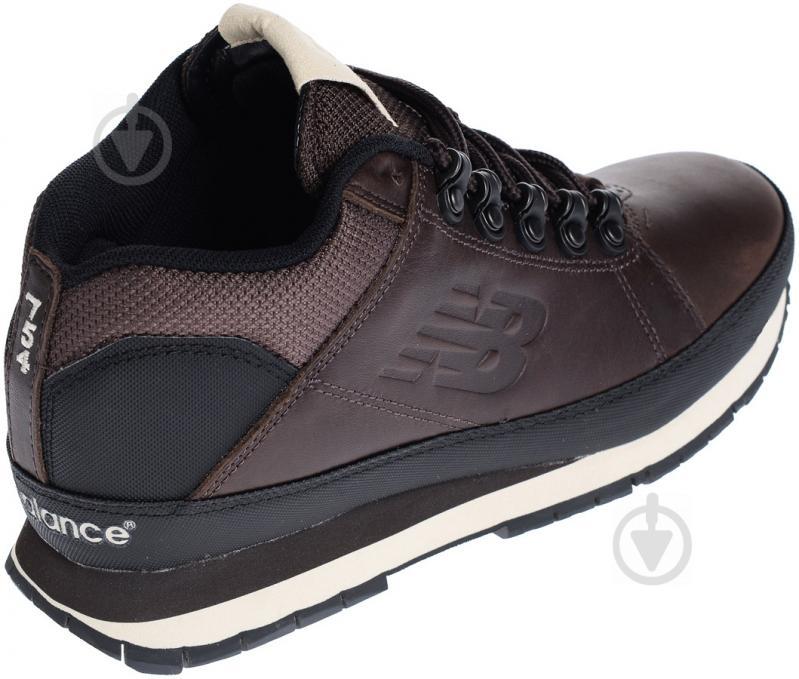 Ботинки New Balance 754 H754LLB-10 р. 10 коричневый - фото 3