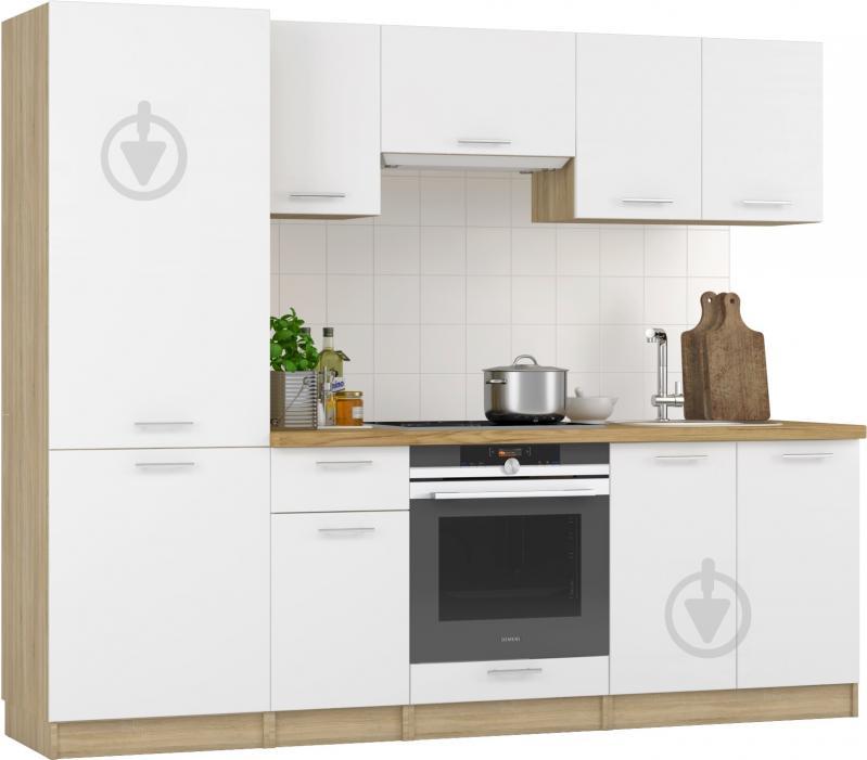 Кухня Грейд Хелен ДСП 2,4 м