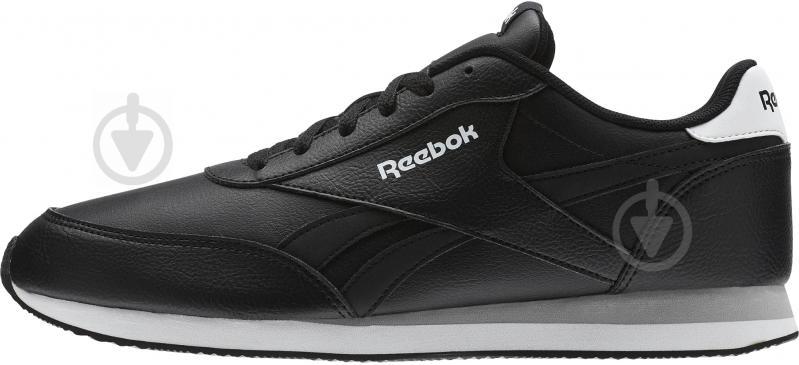 Кроссовки Reebok ROYAL CL JOG 2L V70722 р.11,5 черный - фото 2