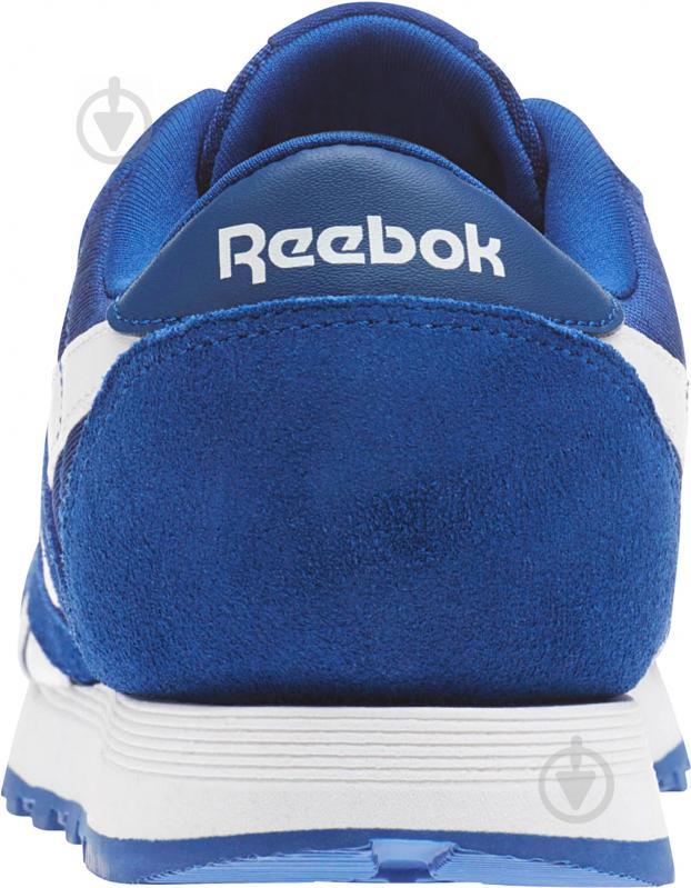 Кроссовки Reebok CL NYLON CN1267 р.37 темно-синий - фото 4