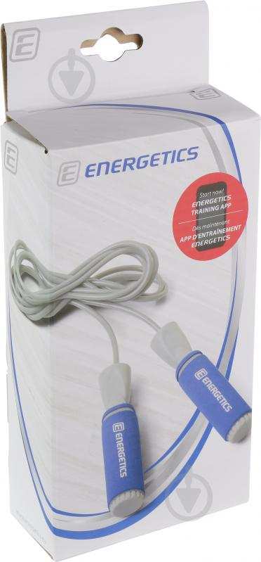 Скакалка Energetics Speed Rope 145249 - фото 2