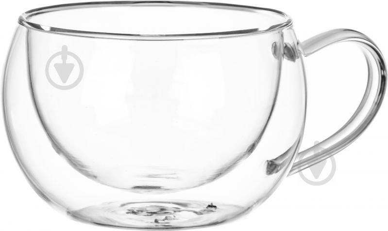 Набір чашок 270 мл 2 шт. Flamberg Smart Kitchen