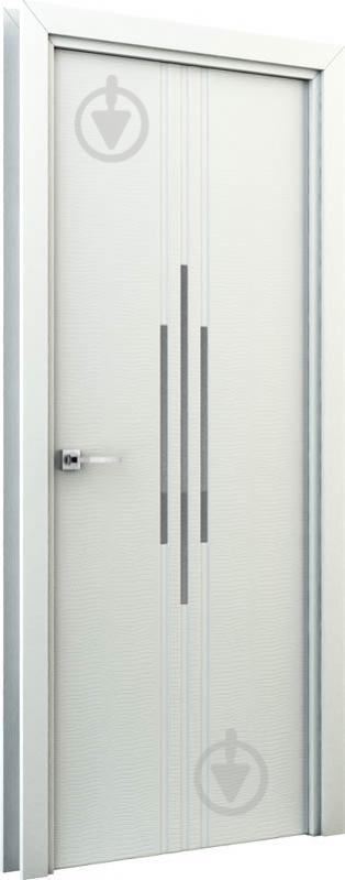 Дверне полотно ІД-Україна Сафарі ПО 800 мм білий - фото 2