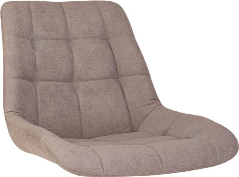 Сидіння для стільця NICOLE (BOX-4) (CH) SORO-23 тканина світло-бежевий Nowy Styl