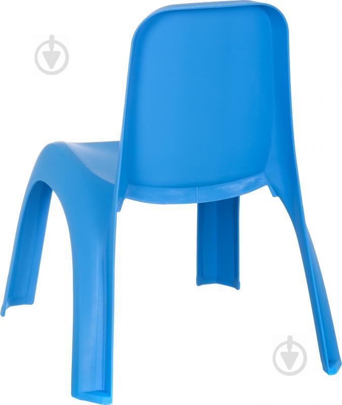 Стул детский Алеана 40,5x42x53 голубой 101062 - фото 3
